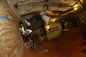 Skaterock: Bad Shit and The Goat at the Homebase Ramp