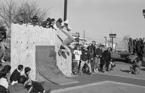 Spikes Skates Philly Freeze 1988
